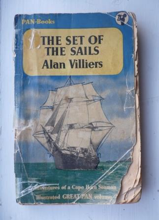 The Set of the Sails (Pan paperback-condition as found)