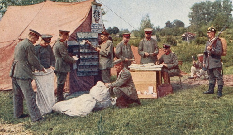 The Marked Year 1914 (Part Two)