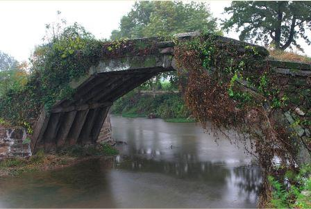 Guyue Bridge, Song Dynasty, c.1200, Stone construction heavily influenced by contemporary wooden archetype